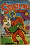 Cover For Startling Comics 43