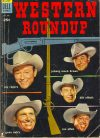 Cover For Western Roundup 8 (inc)