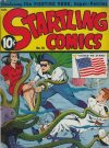 Cover For Startling Comics 16 (paper/23fiche)