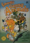 Cover For Fawcett's Funny Animals 48