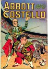 Cover For Abbott and Costello Comics 5