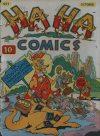 Cover For Ha Ha Comics 1