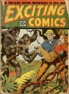 Cover For Exciting Comics 8