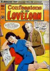 Cover For Confessions of the Lovelorn 91