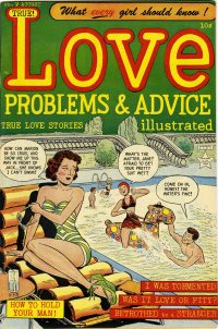 Large Thumbnail For Love Problems and Advice, Illustrated #2