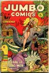 Cover For Jumbo Comics 137