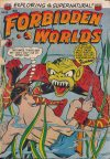 Cover For Forbidden Worlds 29
