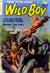 Cover For Wild Boy 4