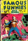 Cover For Famous Funnies 211