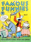 Cover For Famous Funnies 93