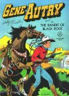 Cover For 0093 Gene Autry