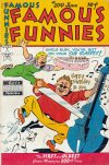 Cover For Famous Funnies 200