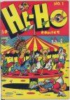 Cover For Hi Ho Comics 1