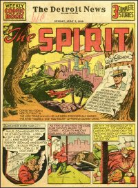 Large Thumbnail For The Spirit 7/7/1940