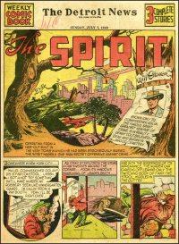 Large Thumbnail For The Spirit 7/7/1940