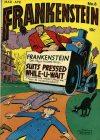Cover For Frankenstein 6