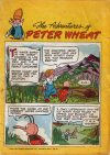 Cover For The Adventures of Peter Wheat 38
