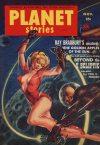 Cover For Planet Stories v6 3 The Golden Apples of the Sun Ray Bradbury
