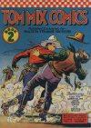 Cover For Tom Mix Comics 2