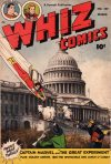 Cover For Whiz Comics 107