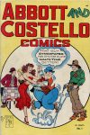 Cover For Abbott and Costello Comics 1