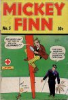 Cover For Mickey Finn 5