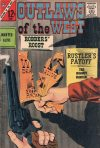 Cover For Outlaws of the West 43