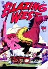 Cover For Blazing West 8