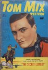 Cover For Tom Mix Western 45