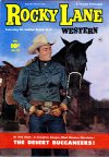 Cover For Rocky Lane Western 22