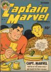 Cover For Captain Marvel Adventures 29