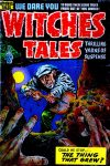 Cover For Witches Tales 27