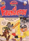 Cover For Fauntleroy Comics 2