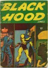 Cover For Black Hood Comics 13