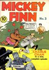 Cover For Mickey Finn 3