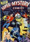 Cover For Super Mystery Comics v3 5