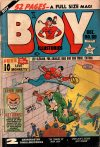 Cover For Boy Comics 60