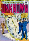 Cover For Adventures into the Unknown 86