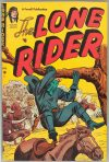 Cover For Lone Rider 6