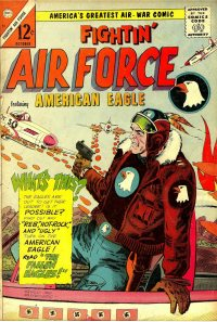 Large Thumbnail For Fightin' Air Force #51