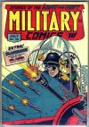 Cover For Military Comics 30