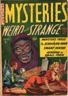 Cover For Mysteries Weird and Strange 2