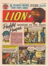 Cover For Lion 397