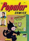 Cover For Popular Comics 134