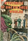 Cover For Mysteries of Unexplored Worlds 30