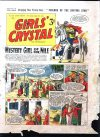 Cover For Girls' Crystal 1036