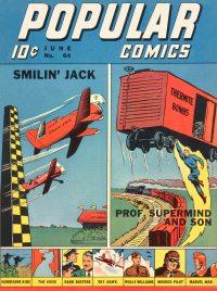 Large Thumbnail For Popular Comics #64