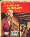 Cover For Sexton Blake Library S3 300 The Case of the Nameless Millionaire