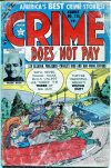Cover For Crime Does Not Pay 125