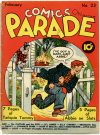 Cover For Comics on Parade 23